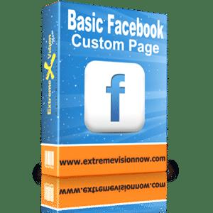 Basic Facebook Web Design Packages