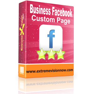Business Facebook Web Design Packages