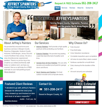 Web Design - Extreme Vision Now - Website Packages