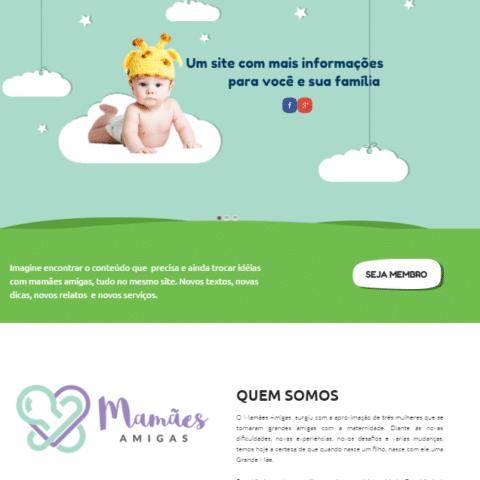 Mamaes Amigas (Baby Site)