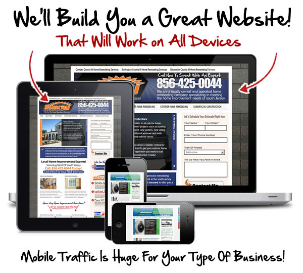Lead Generation Website for Local Business