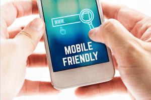 Develop a Mobile-Friendly Site
